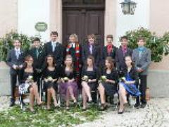 Konfirmation in Wettelsheim